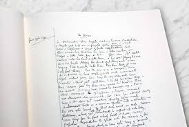 The Manuscript Of Mrs Dalloway By Virginia Woolf