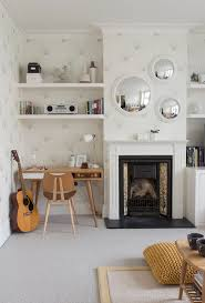 creative uses for an awkward alcove alcove contemporary home office