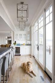 light wood floor. Light Wood Floors Give This Kitchen A Warm Feeling Floor S