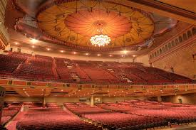 La Shrine Auditorium Seating Chart Los Angeles Theatres Shrine Auditorium The Auditorium