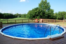 doughboy pools for home swimming pool design impressive doughboy pools above ground pool installed in