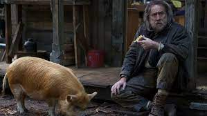 Nicolas Cage Finds Positive 'Pig ...