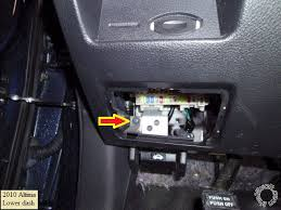 2009 2012 nissan altima remote start pictorial posted image