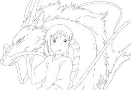 spirited away coloring pages. Simple Coloring Spiritedawaycoloringpages Intended Spirited Away Coloring Pages Pinterest