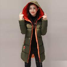 plus size winter coat women 2017 new hot wadded jacket female hooded thick warm parka