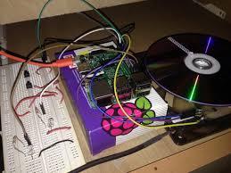 raspberry pi based sdometer using hall effect sensor