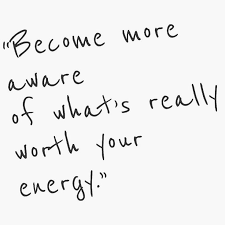 Quotes About Positive Energy