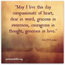 John O Donohue Beauty Quotes Best of Quotes About Generous Heart 24 Quotes