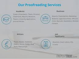 professional editing proofreading service