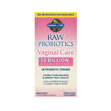 <b>Probiotics Vaginal</b> Care shelf-stable | <b>Garden of Life</b>