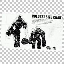 Robot Size Chart Colossi Size Chart Team Fortress 2 Sprays