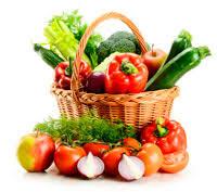 Полезная и вредная еда Овощи и фрукты