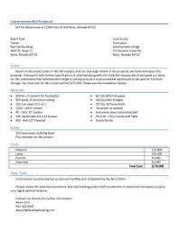 Bid Proposal Templates Best 48 Sample Proposal Templates In Microsoft Word