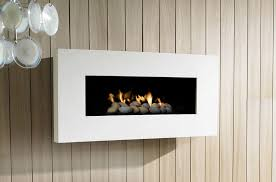 wall mount gas fireplace image