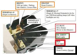 blowing fuses the 1947 present chevrolet & gmc truck message Tail Light Wiring Diagram The 1947 Present Chevrolet Gmc name headlight switch 1 jpg views 2423 size 56 4 kb