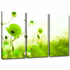 3 green canvas wall decor lime green canvas wall art 3 pictures throughout lime green