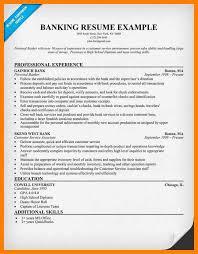 8 Personal Banker Resume Sample Letmenatalya