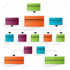 An Image Of A 3d Corporate Organizational Chart