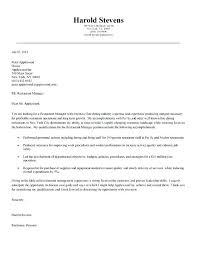 Kitchen Manager Cover Letter Kitchen Manager Resume Cover Letter