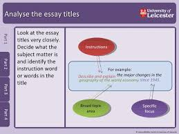 writing an essay  internet search 3 analyse the essay