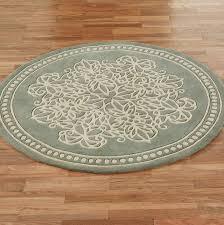 round wool rugs 7