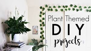 Decor Room Diy Plant Aesthetic Natasha Youtube - Projects Rose