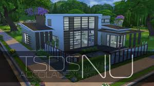 Small Picture The Sims 4 Modern House Accolade HD Download YouTube