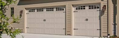 build your own garage door with chi