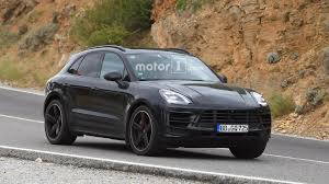 porsche macan restyling 2018. perfect restyling on porsche macan restyling 2018