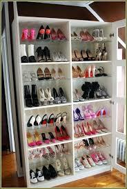 how to build a shoe closet organizer shoe rack closet organizer great ideas personable 4 build