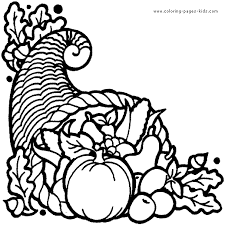 Small Picture printable thanksgiving coloring page babys first coloring page