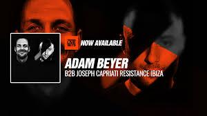 Adam Beyer B2B Joseph Capriati 2018 Resistance Ibiza (Adam Beyer Presents  Drumcode) 07-08-2018