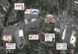 kohl s plaza blackline retail group aerial