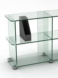 glass shelving unit glass shelving unit