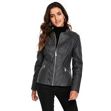 wallis petite grey faux leather jacket machine washable this is not available for british forces
