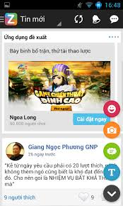 Zing Me Zing Me 2 5 4 Apk Download Android Social Apps