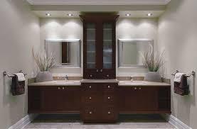 Cabinet Designs For Bathrooms Custom Inspiration Design