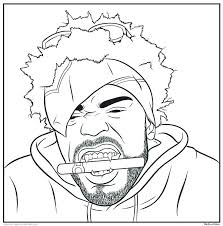 Gangster Coloring Pages Gangster Coloring Pages Pics Of Rappers