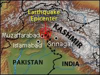 (since 1947, india and pakistan have fought a series of wars for control of kashmir. Earthquake In Kashmir Land Of Upheaval Npr