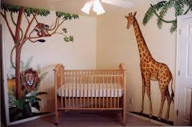 cute baby nursery ideas decor rooms art boy room full bedding sets decorated fox wall design