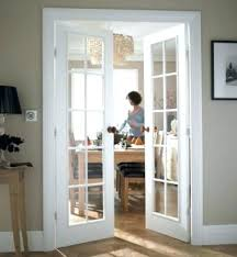 interior french doors opaque glass. 48 Inch Interior French Door White Lite Clear Glass Doors Prehung Opaque