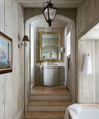 shabby chic bathroom bathroom. Small Bathroom : Traditional Wooden Made Furniture And Simple Fixtures Inside For Shabby Chic