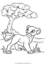 Disegno Releone133 Personaggio Cartone Animato Da Colorare