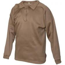 Military Thermal Underwear - ECWCS Cold Weather Gear | Army ... & ECWCS Polypropylene Thermal Top Adamdwight.com