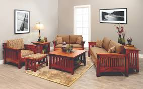 Mission Living Room Set Mission Living Room Chairs