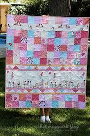 Children At Play Chevron Quilt (Freshly Handmade) | Chevron quilt ... & Birthday Girl Quilt Complete, KBS Updates + Shopping Links Adamdwight.com
