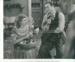 1939 the farmer s daughter martha raye charlie ruggles original press photo