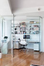 trendy office design. Contemporaryhomeoffice1 Trendy Office Design