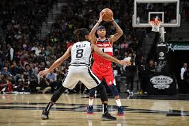 Spurs At T Center Interactive Seating Chart Game Preview San Antonio Spurs At Washington Wizards