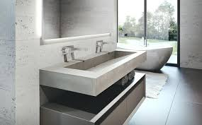 concrete bathroom vanity beautiful concrete bathroom sinks for concrete bathroom sink countertop